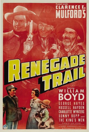 The Renegade Trail - Movie Poster (thumbnail)