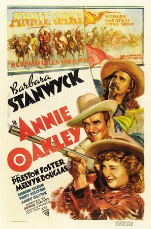 Annie Oakley - Movie Poster (thumbnail)