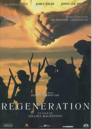 Regeneration - Spanish Movie Poster (thumbnail)