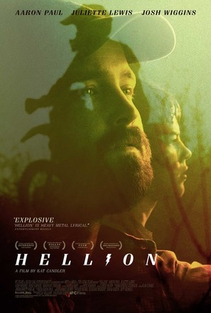Hellion - Movie Poster (thumbnail)