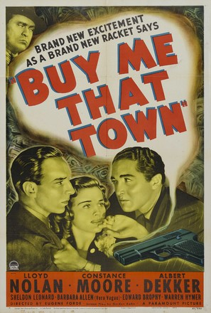 Buy Me That Town - Movie Poster (thumbnail)