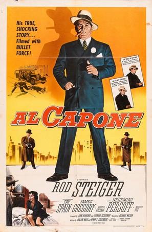 Al Capone - Movie Poster (thumbnail)