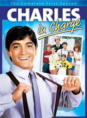 """""""Charles in Charge"""" - DVD movie cover (thumbnail)"""