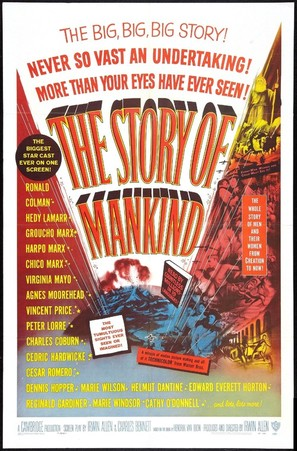 The Story of Mankind - Movie Poster (thumbnail)