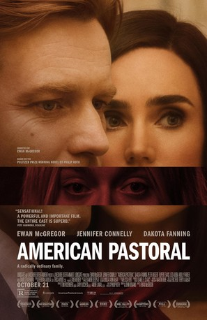 American Pastoral - Movie Poster (thumbnail)