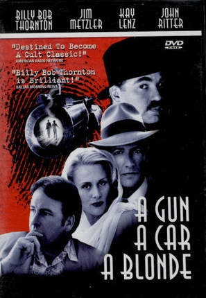 A Gun, a Car, a Blonde - Movie Cover (thumbnail)