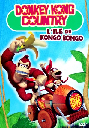 """Donkey Kong Country"" - Movie Cover (thumbnail)"