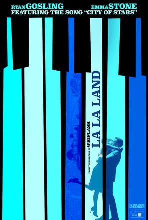 La La Land - Movie Poster (thumbnail)
