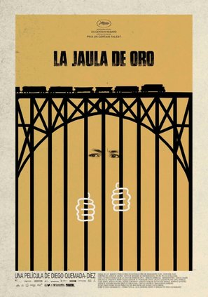 La jaula de oro - Mexican Movie Poster (thumbnail)