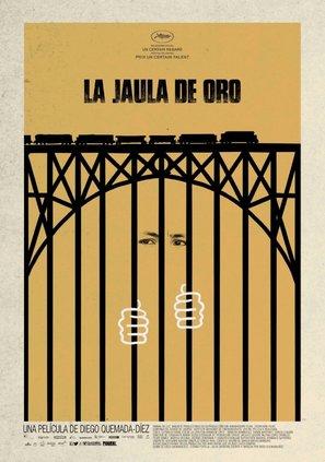 Image result for la jaula de oro film poster
