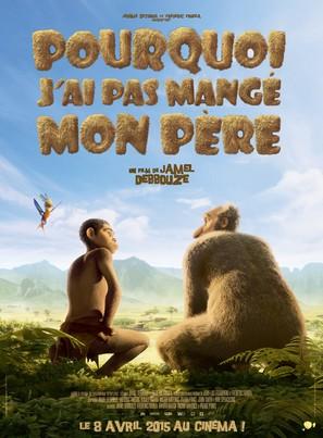 Pourquoi j'ai pas mangé mon père - French Movie Poster (thumbnail)