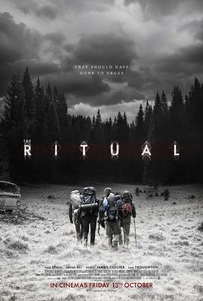 The Ritual - British Movie Poster (thumbnail)