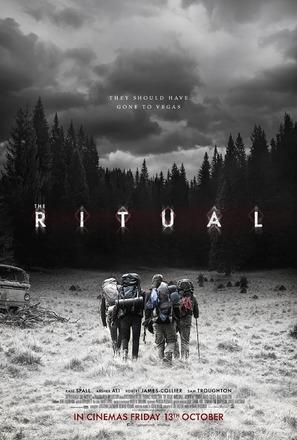 O Ritual - Poster