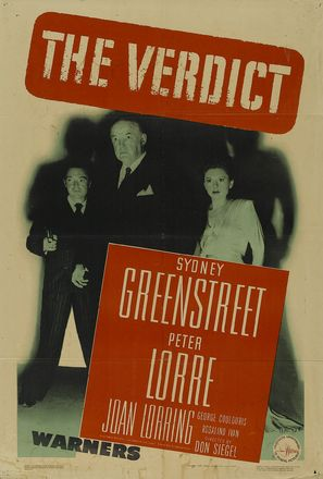 The Verdict - Movie Poster (thumbnail)