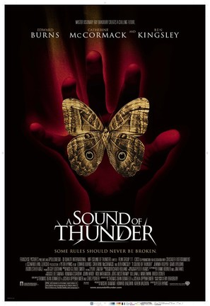 A Sound of Thunder - Movie Poster (thumbnail)