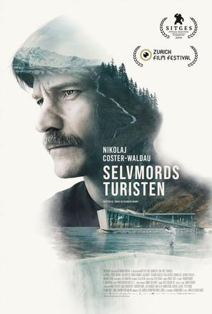 Selvmordsturisten - Danish Movie Poster (thumbnail)