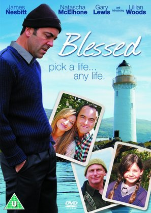 Blessed - British DVD movie cover (thumbnail)
