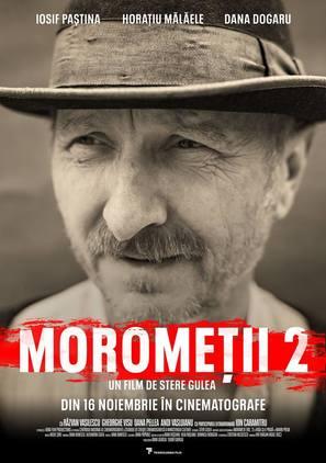 Moromete Family: On the Edge of Time - Romanian Movie Poster (thumbnail)