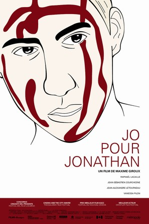 Jo pour Jonathan - Canadian Movie Poster (thumbnail)