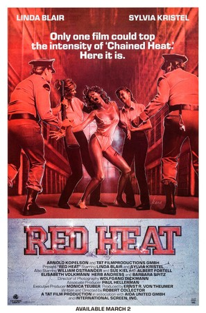 Red Heat - Movie Poster (thumbnail)