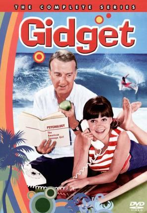 """Gidget"" - DVD movie cover (thumbnail)"