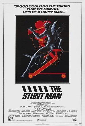 The Stunt Man - Movie Poster (thumbnail)