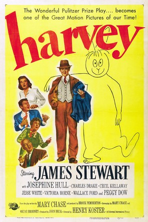 Harvey - Movie Poster (thumbnail)