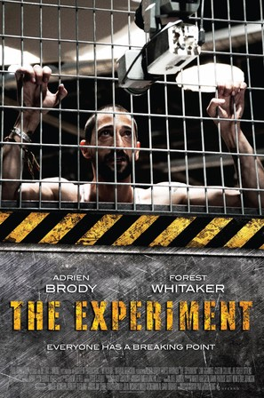 The Experiment - Movie Poster (thumbnail)