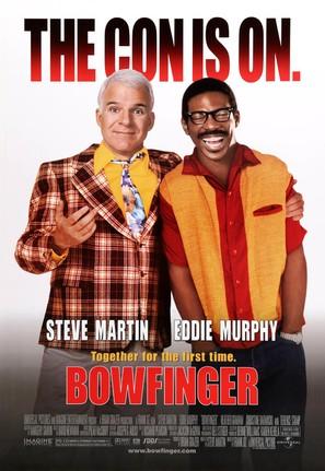 Bowfinger - Movie Poster (thumbnail)