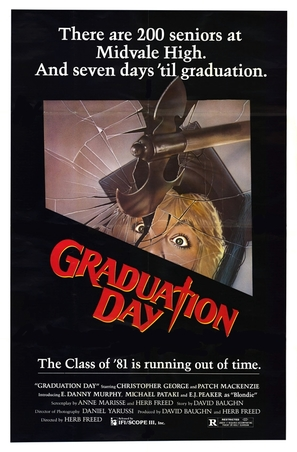Graduation Day - Movie Poster (thumbnail)