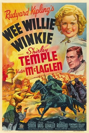 Wee Willie Winkie - Movie Poster (thumbnail)