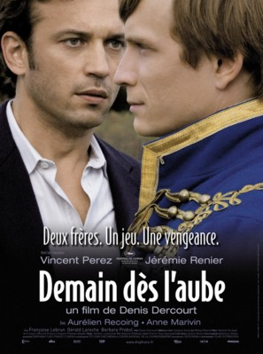 Demain dès l'aube - French Movie Poster (thumbnail)