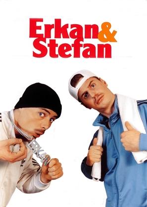 Erkan & Stefan - German Movie Poster (thumbnail)