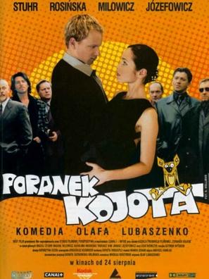 Poranek kojota - Polish poster (thumbnail)