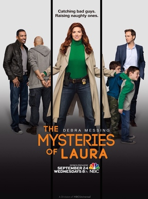 """The Mysteries of Laura"" - Movie Poster (thumbnail)"