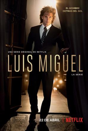 """Luis Miguel: La Serie"" - Mexican Movie Poster (thumbnail)"