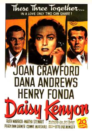 Daisy Kenyon - Movie Poster (thumbnail)