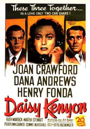 Daisy Kenyon - Movie Poster (thumbnail)