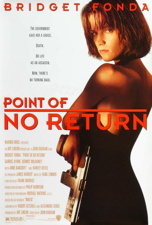 Point of No Return - Movie Poster (thumbnail)