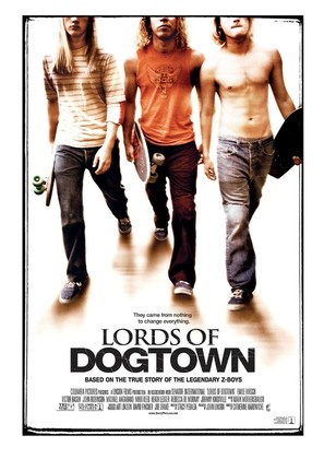 Lords Of Dogtown - Movie Poster (thumbnail)
