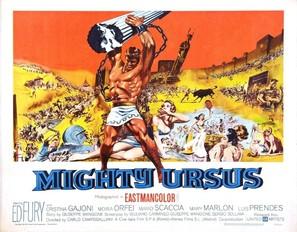 Ursus - Movie Poster (thumbnail)