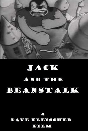Jack and the Beanstalk - DVD movie cover (thumbnail)