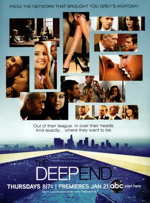 """""""The Deep End"""" - Movie Poster (thumbnail)"""