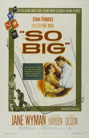 So Big - Movie Poster (thumbnail)