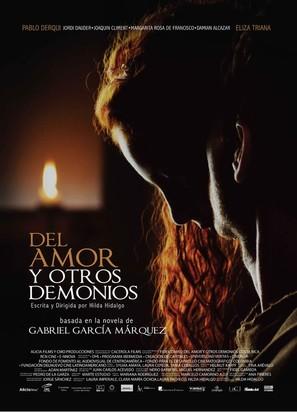 Del amor y otros demonios - Colombian Movie Poster (thumbnail)