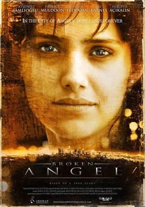 Broken Angel - Movie Poster (thumbnail)