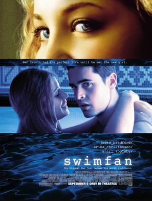 Swimfan - Movie Poster (thumbnail)