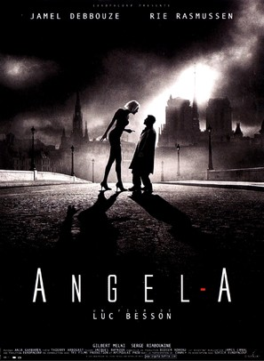 Angel-A - French Movie Poster (thumbnail)