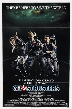 Ghost Busters - Movie Poster (thumbnail)