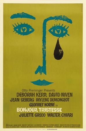 Bonjour tristesse - Movie Poster (thumbnail)
